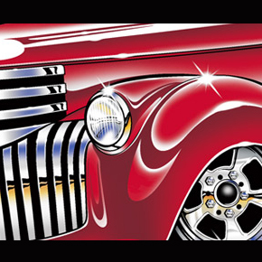 Paso Robles Car Show TShirt HOT ROD KRISTINA - Paso robles car show