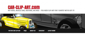 Vector Car Clip Art