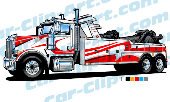 big rig tow truck vector clip art need it i have it hot rod rh hotrodkristina com tow truck graphics pictures tow truck vinyl graphics