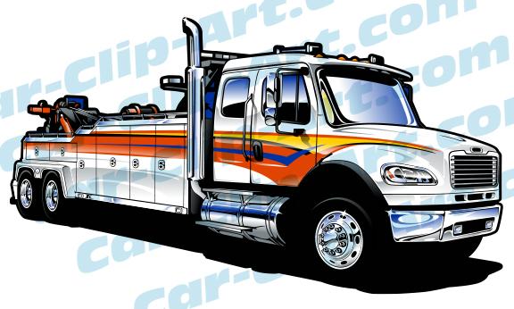 tow-truck-vector-art