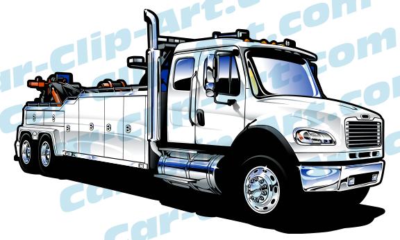 freightliner vector art